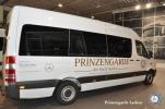 Fahrzeugübergabe durch die Mercedes Benz Nfz-Niederlassung Eschweiler