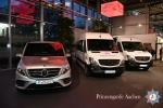 Fahrzeugübergabe im Hause Mercedes-Benz Aachen
