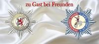 Zu Gast bei der Prinzengarde der Stadt Düsseldorf