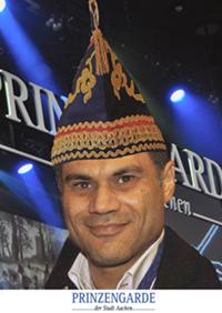 Geburtstag Karim Rahnama