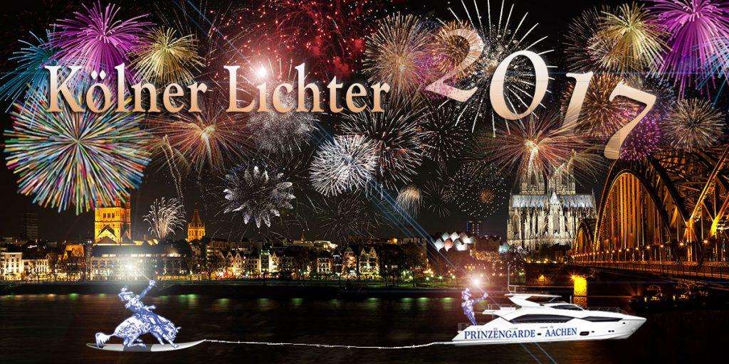 Bericht Kölner Lichter 2017