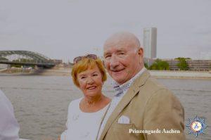 75. Geburtstag Hans Bomblé