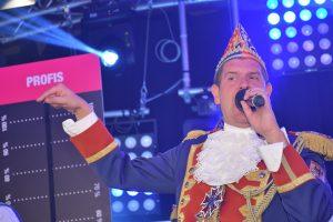 Peter Wackel zu Gast bei der Prinzengarde der Stadt Aachen