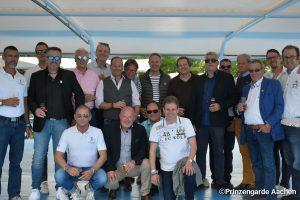 Prinzengarde Aktiven Tour 2019 nach Köln