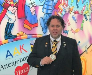 Auszeichnung mit dem BDK-Verdienstorden für Dirk Geller