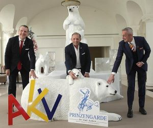 Vorstandsmitglied Guido Bettenhausen zur Ernennung zum Prinz Karneval der Session 2020/2021
