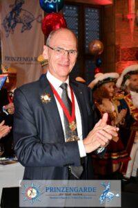 Geburtstag Ehrenrittmeister Ralf Wagemann